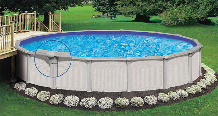 Above Ground Pools Michael S Pride Above Ground Pools
